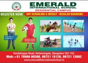 Best residential international school in bangalore