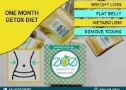 Zoe one month detox, one month detox diet plan