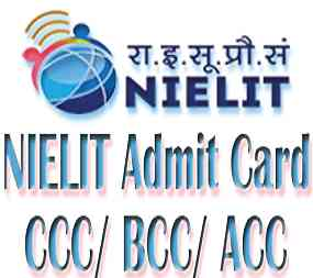 Course will be conducted by the NIELIT formerly DO