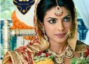 Priya golani indian bride look