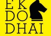 Ek do dhai- a trusted online shopping site