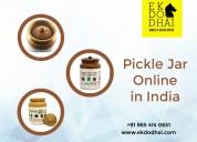 Buy ceramic pickle jar,chutny jar, glass