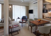 Central Park Flamingo Floors 2BHK With Study Room