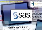Best sas training course provider institute in del