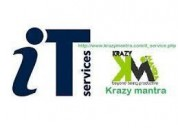 It services of krazy mantra