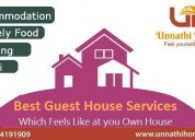 Guest houses for rent in secunderabad