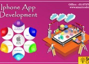 Iphone apps development services smart coders