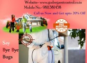 Get offer godrej pest control noida