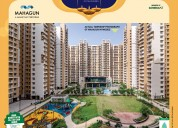 Ready to move flats at Mahagun Mywoods 2/3 bhk