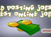 Earn rs.1500/- daily from home - excellent opportu