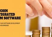 Bitcoin mlm software development