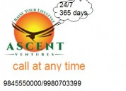 Ascent packers and movers