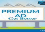 Post your premium classified ads | get better leads