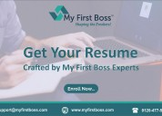 Resume writing service for freshers