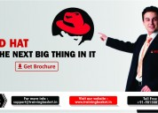 Red hat winter training in noida | training basket