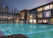 Ambience creacions 3 bhk residential apartment
