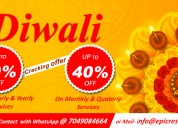 stock market investment diwali offer by epic research