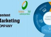 Content marketing company technical india hub