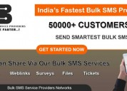 Bulk sms service in indore