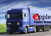 Packing and moving services by apple logistic serv
