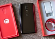 Unlocked sealed oneplus 6 128gb midnight black