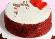 Online b'day (birthday) cake in delhi india
