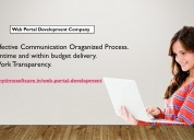 Obtain web portal development company