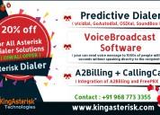 Asterisk dialer new year offers | kingasterisk