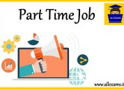 Work part time with all exams - a leading online e