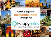 Come and explore incredible india with us