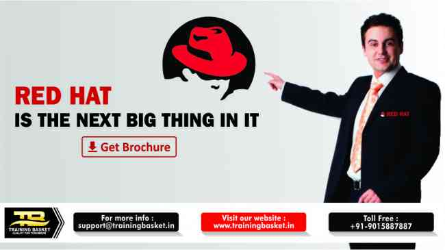 Red Hat Certification in Delhi | Training Basket