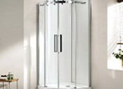 Shower cubicle, glass shower doors, shower enclosu