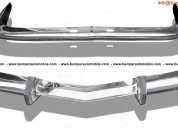 Bmw 2000 cs sedan bumper kit (1965-1969)