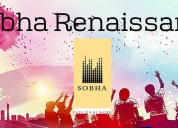 Sobha renaissance amenities