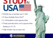 Best overseas education consultants  for usa