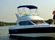 Low cost bayliner yacht charter in goa