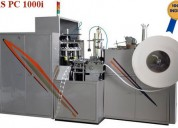 Paper cup machine manufacturing unit  sas industry