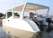 Top execute catamarans cruiser on rent in goa