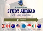 Study loan to study abroad