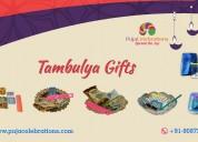 Tambulya return gifts