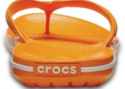 Crocs flip flops for men, women and kids at offici