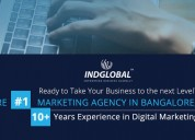 Indglobal- best digital marketing company in india
