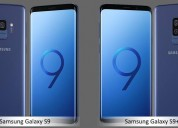 Samsung s9+ box packed