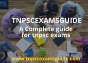 Tnpsc guide online study materials