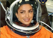 American astronaut named by priya golani