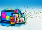 Website in design