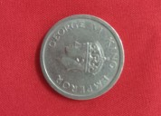 1947 one ruppes old coin sell
