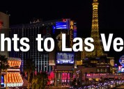 Buy las vegas flights tickets online - timeforbook