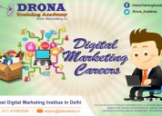 Digital marketing training in munirka