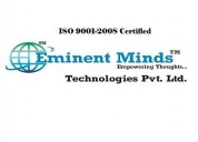 Eminent minds is hiring for data entry